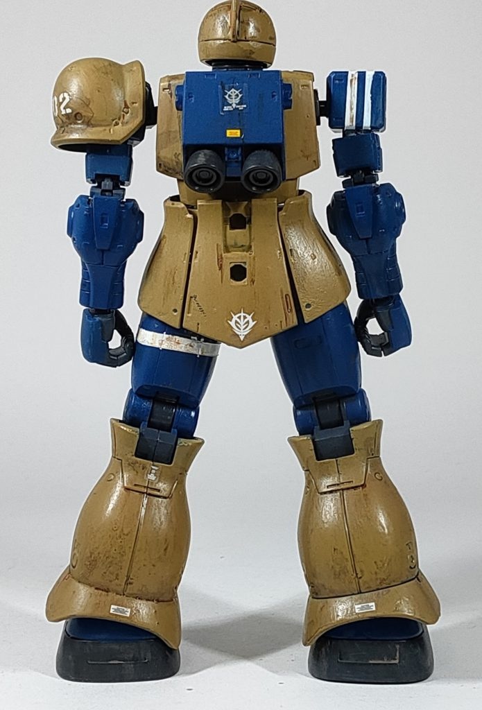 HG 機動戦士ガンダム THE ORIGIN ザクI