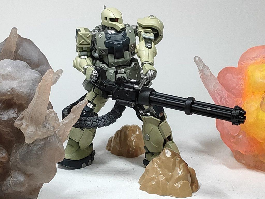 GUNDAM ADAPT 旧ザク