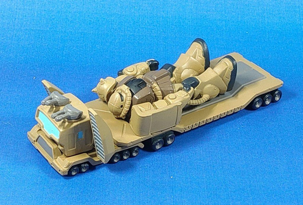 機動戦士ガンダムGSIGHTジオン軍トレーラー(デザートカラー)