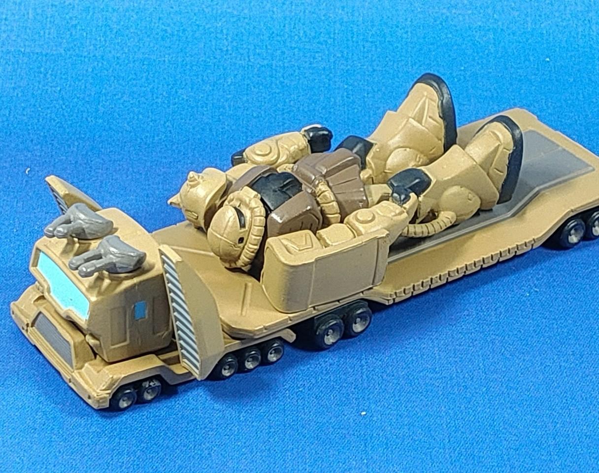機動戦士ガンダムGSIGHTジオン軍トレーラー